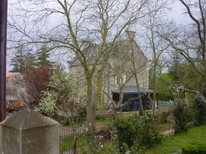 Rennes-le-Château, villa Betania.