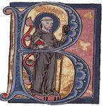 Bernard de Clairvaux, iniziale