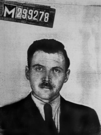 Jose Mengele1956