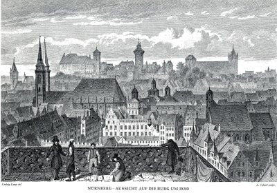Norimberga_incisione_1830