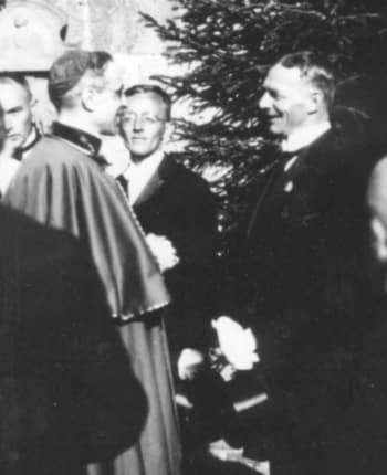 Pacelli nunzio apostolico in Baviera