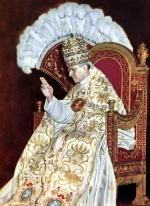 Papa Pio XII, incoronazione. 1939