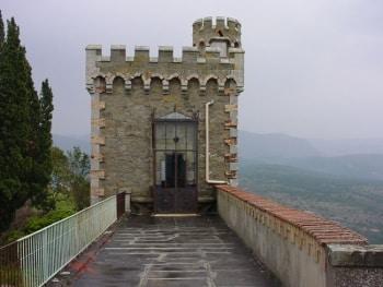 Rennes-le-Château, torre Magdala.
