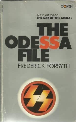 bestseller di Forsyth su organizzazione odessa