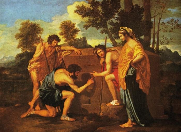 Priorato di Sion e Arcadia: pittura