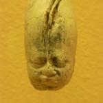 Testa di Cheope da confrontare con la sfinge di Giza.