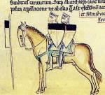 Templari sullo stesso cavallo