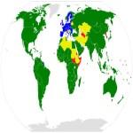 WTO- Stati membri e osservatori
