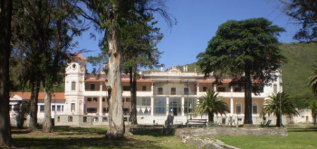 Hitler in Argentina? Vecchia fotografia dell'Hotel Eden appartenente alla famiglia Eichhorn che sarebbe stato spesso frequentato da Hitler durante la sua permanenza in Argentina