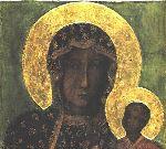 Madonna Nera di Czestochowa, Polonia.