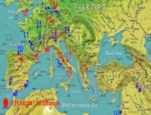 Il popolamento dell'Europa prima dell'Homo sapiens