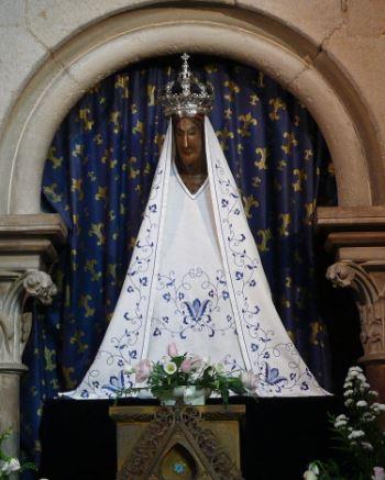 L'enigma delle Madonne Nere. Vergine Nera di Dijon, Nôtre-Dame-du-bon-Espoir. Foto: Welleschik, CC-BY-SA-3.0