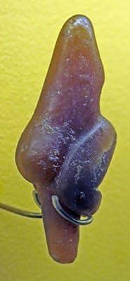 Venere di Tursac, Dordogna. 27.000 - 25.500 a. C. Foto: Don Hitchcock 2014 Source: Original, Musée d'Archeologie Nationale et Domaine, St-Germain-en-Laye
