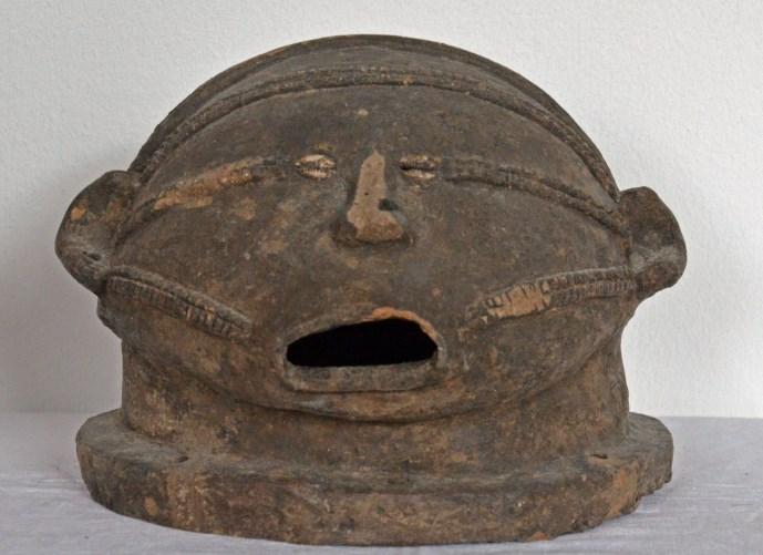 Maschera dei Tabwa, Congo. Foto: per gentile concessione di Gustav Schmidt.