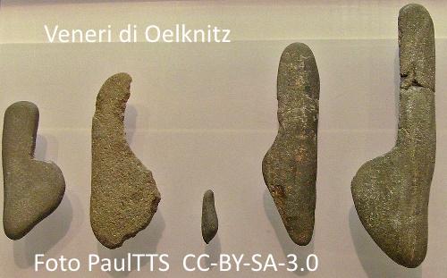 "Le ""Veneri"" di Oelknitz. Foto: PaulTTS CC-BY-SA-3.0"