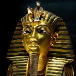 Corone dei faraoni. Tutankhamon Foto Cristian Torrissen CC-BY-SA- 3.0