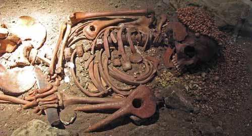 Caverne delle Arene Candide,