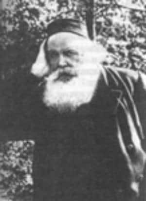 Sergej Nilus, il divulgatore dei Protocolli dei savi di Sion in Russia. Dominio pubblico