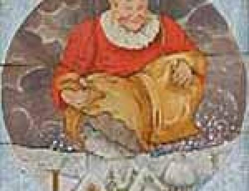 Frau Holle. Divinità femminile della terra che passò dall'inverno all'inferno