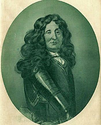 Bénigne Dauvergne de Saint-Mars gouvernor of the Pignerol prison-free
