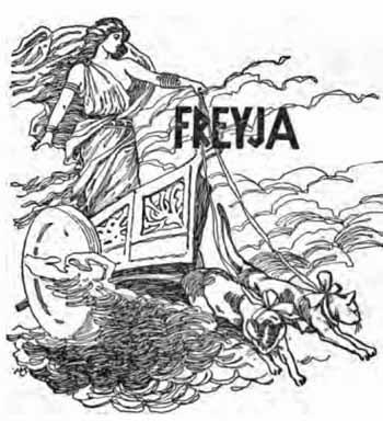 Freyja_in_her_chariot