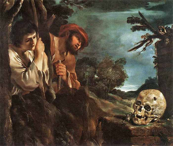 Guercino-Et-in-Arcadia-ego-free