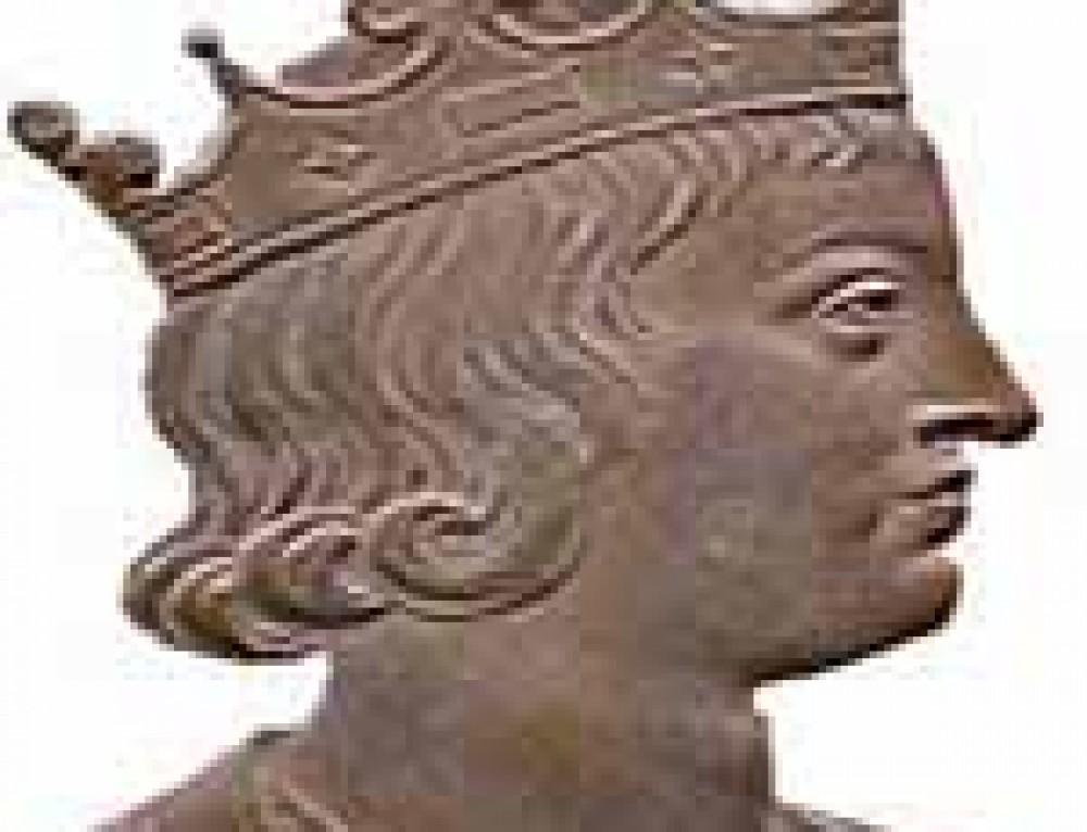 Stenay, città di Dagoberto II,  re merovingio