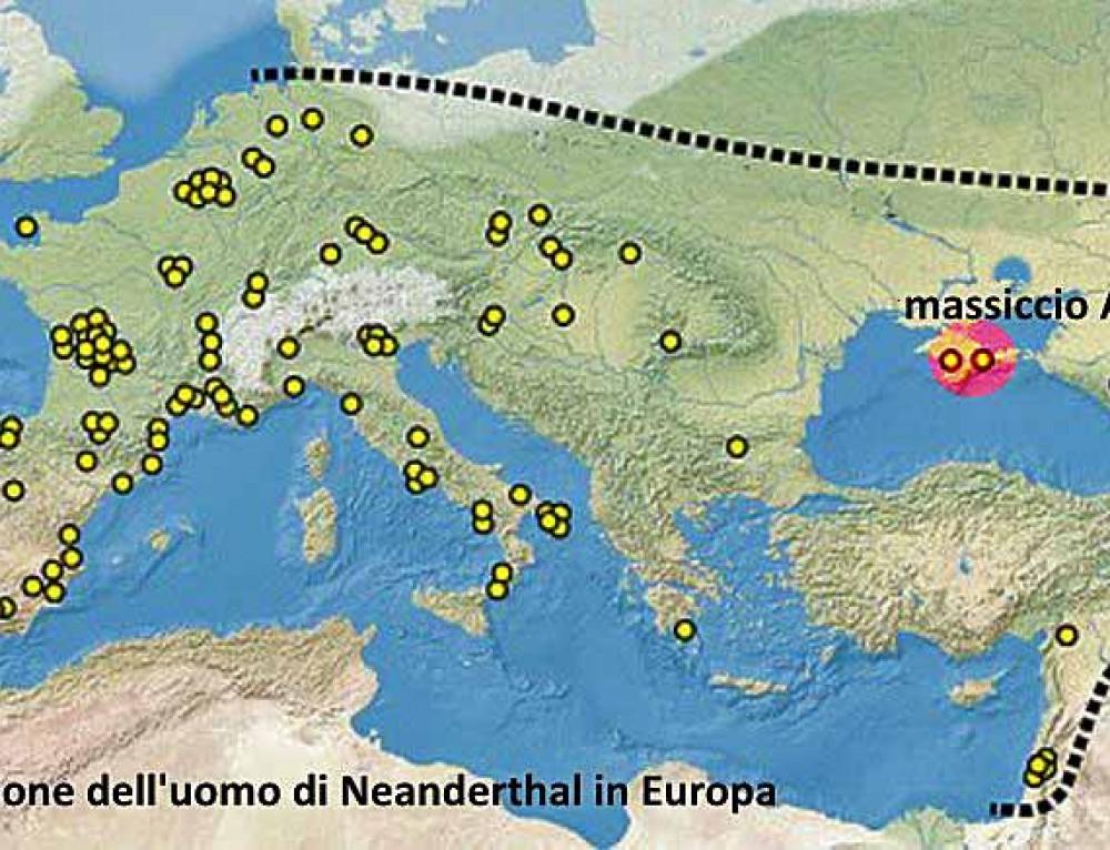 Le tracce dell'ultimo Neanderthal si perdono in Crimea