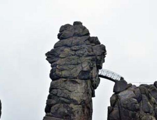 Externsteine: le rocce del drago?