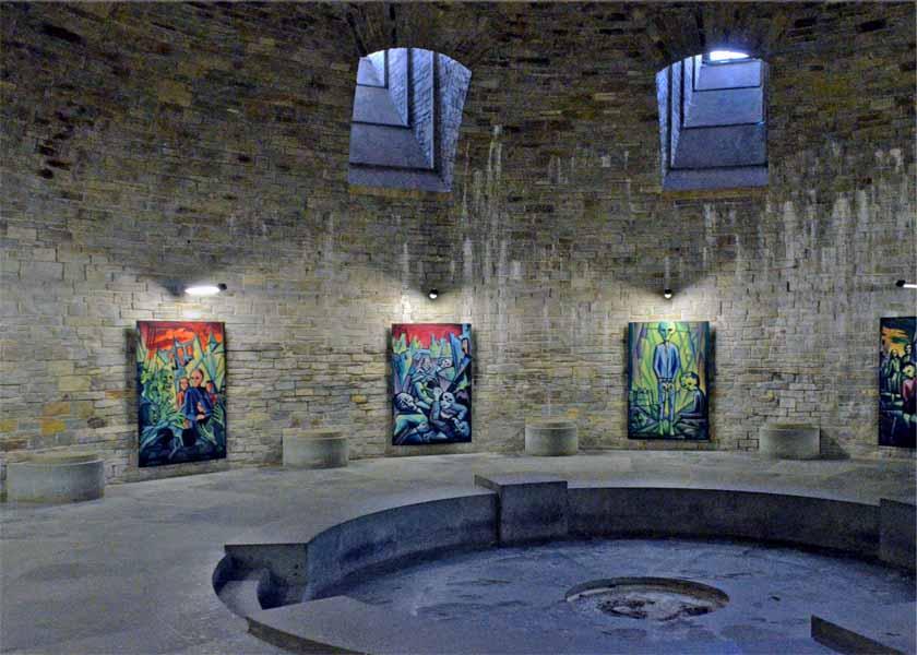 Le ss e il wewelsburg il castello di himmler e dell for Planimetrie della camera a castello