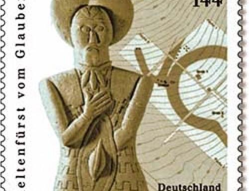 Le tombe celtiche e la misteriosa statua del principe guerriero di Glauberg