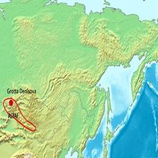 Il bracciale dell'uomo di Denisova, monti Altaj