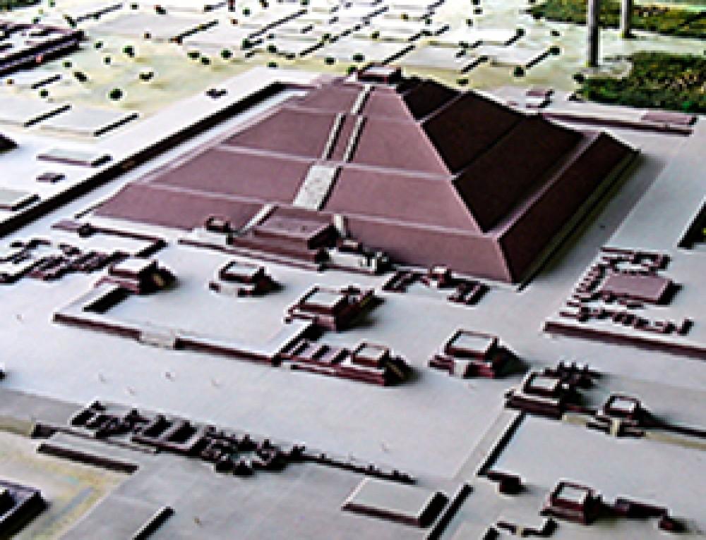 Dal Messico alla Cina: fiumi di mercurio nelle piramidi