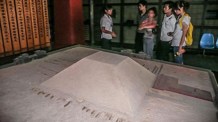 Modello di piramide cinese. Dominio pubblico.