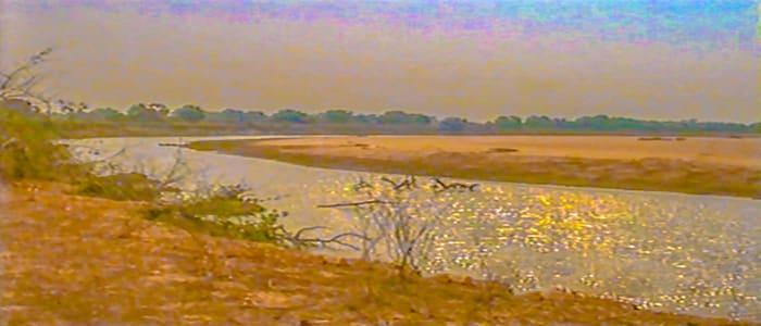 Valle del Luangwa, Zambia. Copyright Sabina Marineo