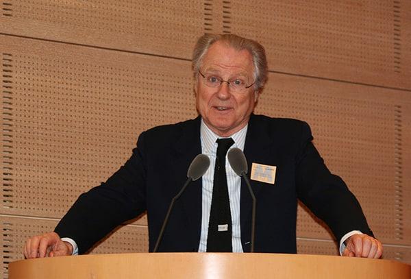 Éric de Rothschild nel 2009. Foto: Remi JouanCC BY-SA 3.0