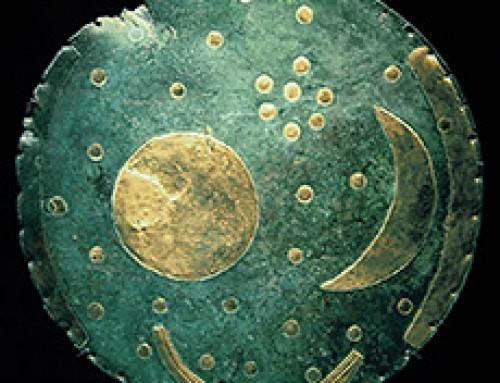 Il disco di Nebra, cielo di bronzo degli antichi Germani