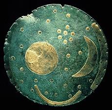 Il disco di Nebra, cielo di bronzo degli antichi Germani- Foto: Dbachmann CC BY-SA 3.0