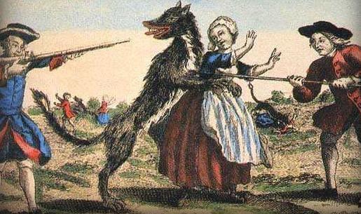 Lo strano caso della bestia di Gévaudan