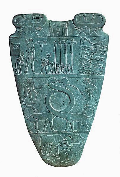 Enigmi irrisolti della Tavoletta di Narmer
