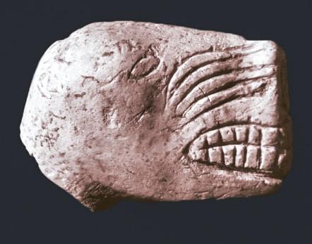 le enigmatiche sculture di Nevali Cori