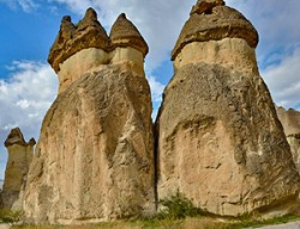 Città sotterranee della Cappadocia