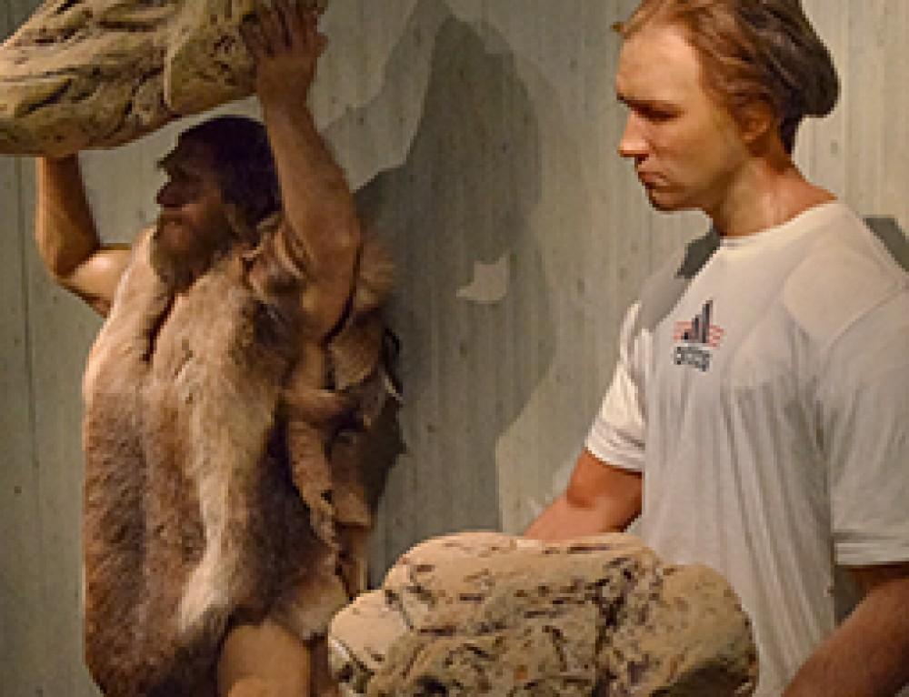 Neanderthal e Sapiens insieme a Riparo Mandrin