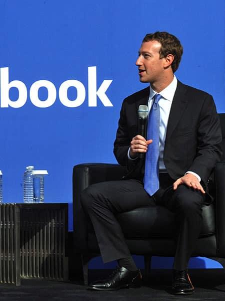 Mark Zuckerberg, 2014. Fotot: Narendra-Modi CC BY SA 2.0