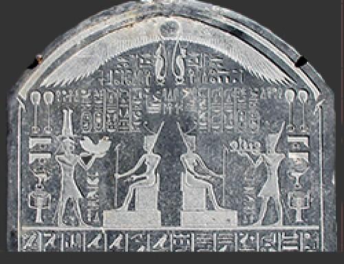 La prima regina d'Egitto e i geroglifici del Sinai
