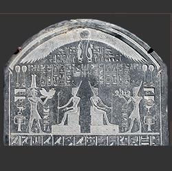 La prima regina sul trono d'Egitto e i geroglifici del Sinai