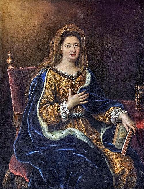 Madame de Maîntenon, ultimo grande amore di Re Sole, la donna della Bibbia e dei conventi.