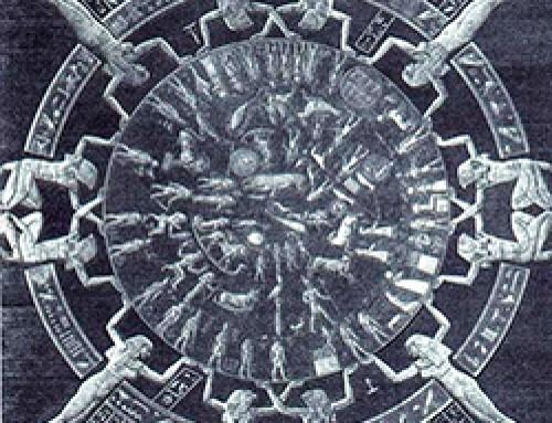 Origini dell'alchimia in Egitto.  L'arte segreta dei sacerdoti del tempio