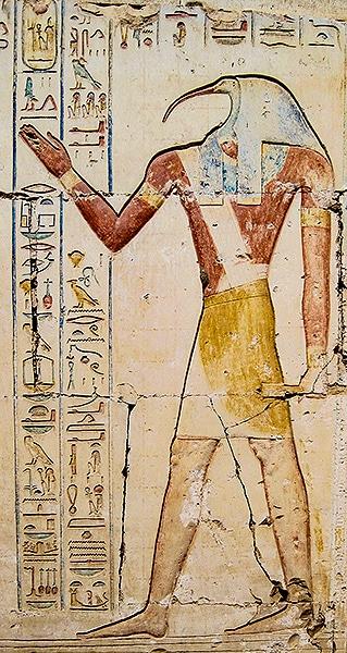 Origini dell'alchimia in Egitto