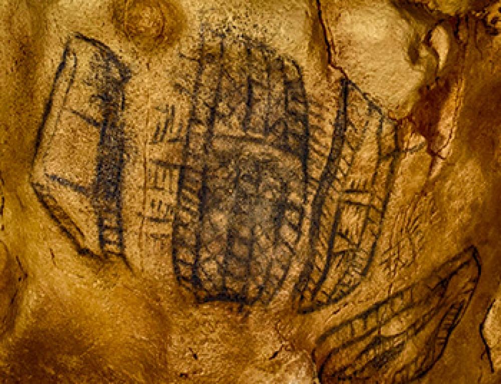 Origini della scrittura nel Paleolitico? Homo Sapiens, homo scriptor
